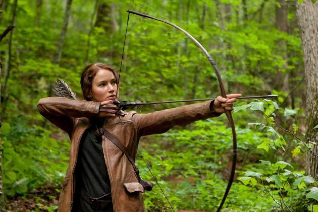Will 'The Hunger Games' Spark an Increased Interest in Archery Among Teens?