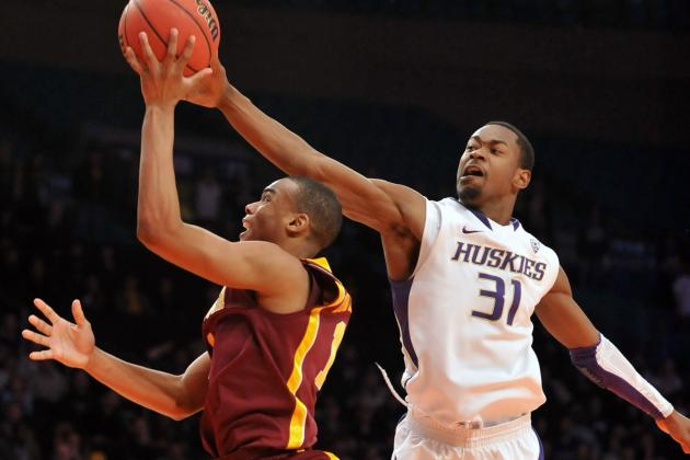 2012 NBA Mock Draft: Terrence Ross and Underrated Stars Who Will Shine