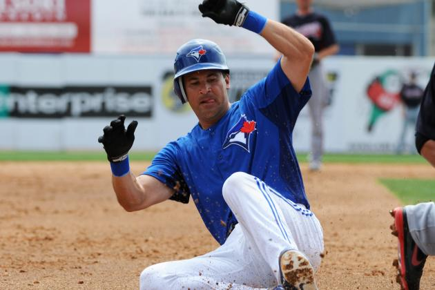 Blue Jays' Omar Vizquel, Makes Roster, Might Go to Hall of Fame