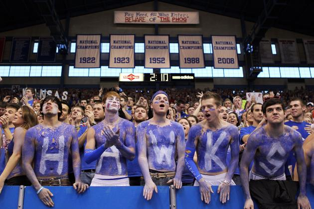 Kansas Basketball: Chancellor Won't Cancel Class, Should KU Win It All
