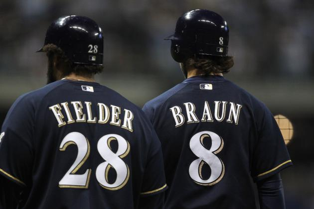 Prince Fielder Effect: What to Expect from NL MVP Ryan Braun in 2012