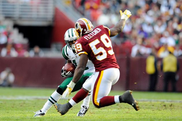 London Fletcher: The Washington Redskins' Most Dangerous Game
