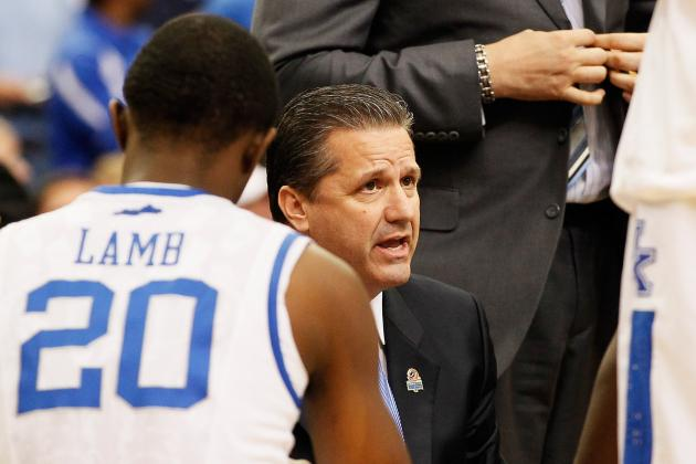 2012 Final Four: Please, Anyone but John Calipari and Kentucky