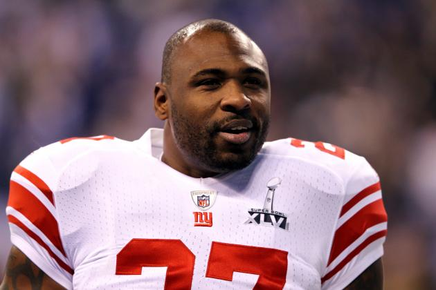 Brandon Jacobs to San Francisco 49ers: How the Move Shapes NFC Title Picture