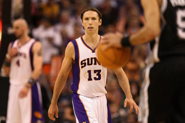 NBA Free Agency 2012: Steve Nash to the Miami Heat This Summer?