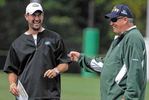 New York Jets: Rex Ryan Takes a Shot at Brian Schottenheimer