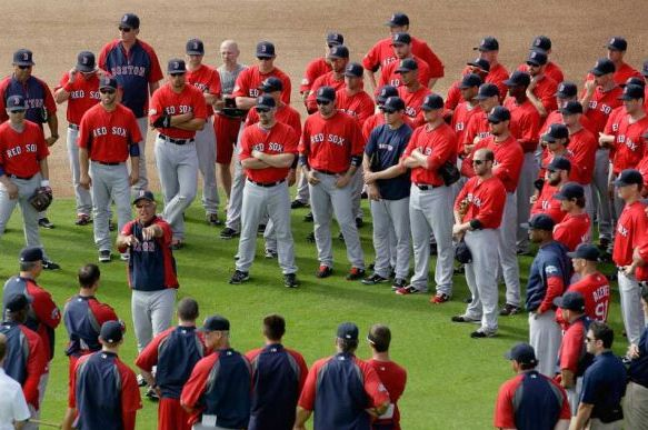 2012 Boston Red Sox Optimal Starting Lineup and Season Preview