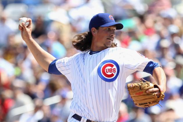Chicago Cubs: Jeff Samardzija Still Has Much to Prove as Team's Starter