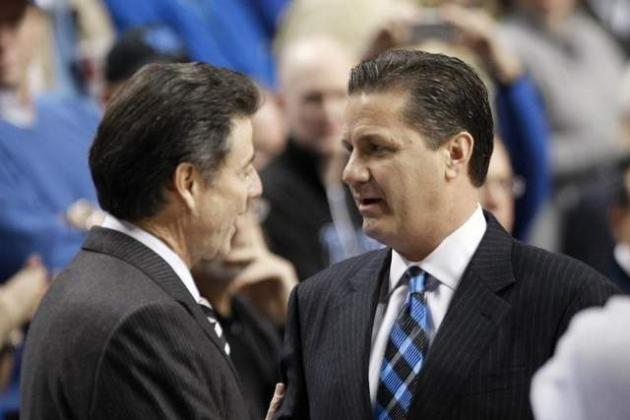 Kentucky vs. Louisville: More to Final Four Than Rick Pitino vs. John Calipari