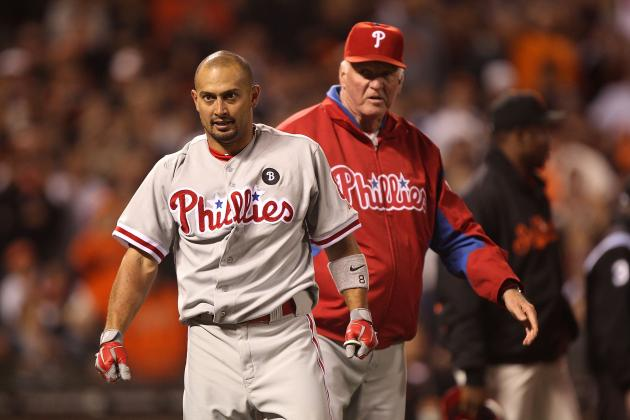 MLB 2012 Predictions: National League East Seized by Philadelphia Phillies