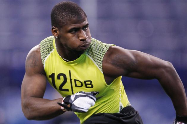 NFL Draft 2012: Profiling Former Nebraska CB Alfonzo Dennard