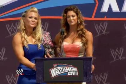 WrestleMania 28: Female Contest Is Perfect Match to Have Before Cena & Rock