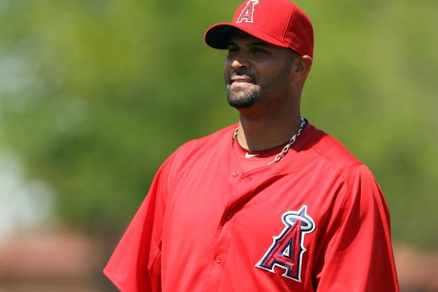 2012 MLB Predictions, AL West: Will Pujols and the Angels Place First in 2012?