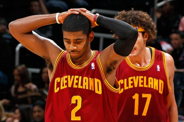 NBA: Rating the Odds the Cleveland Cavaliers Make the Playoffs
