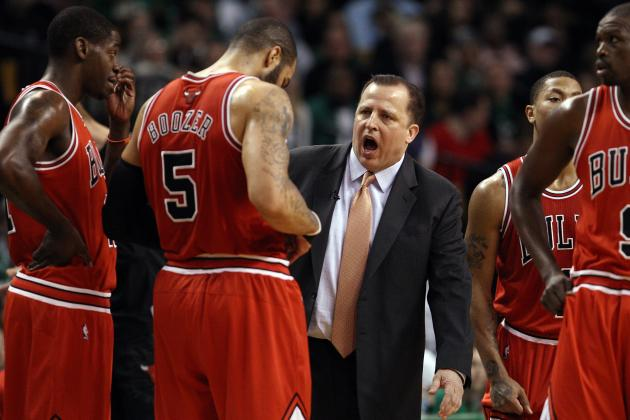 Chicago Bulls: Is Teams' Success Because of Tom Thibodeau or the Players?
