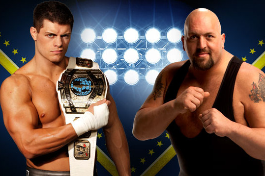 WrestleMania 28: Could Cody Rhodes vs. Big Show Be a Sleeper Hit?