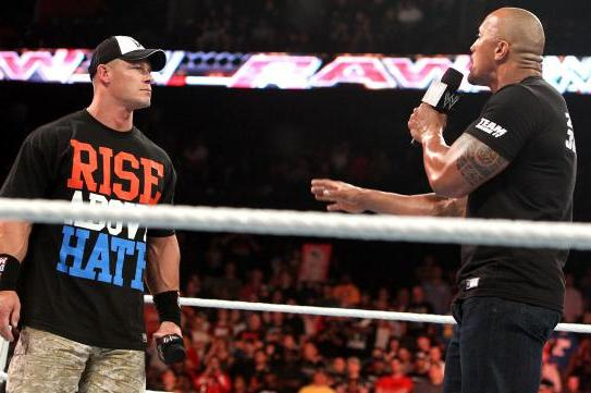 WrestleMania 28: How The Rock vs. John Cena Compares to The Rock vs. Hulk Hogan