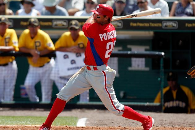 Phillies Spring Training Report: Pierre or Podsednik?