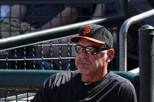 San Francisco Giants: Second-Guessing Manager Bruce Bochy's Roster Decisions