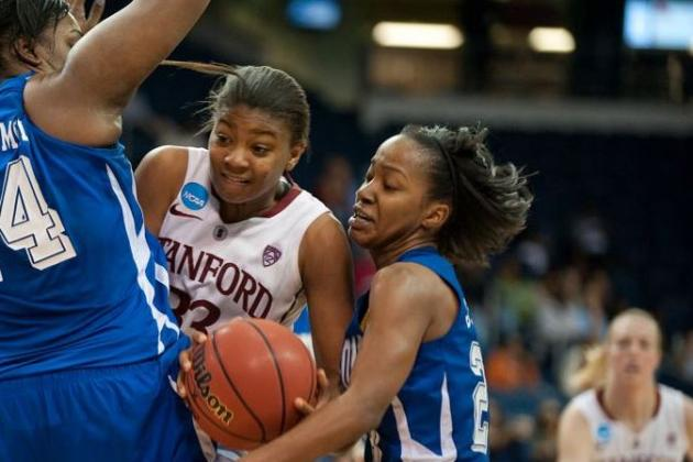 2012 Women's Final Four: Stanford Can Beat Baylor If Amber Orrange Excels