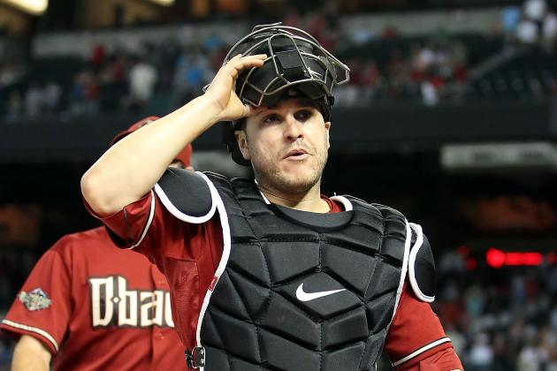5 Teams That Will Pursue Miguel Montero as a Free Agent