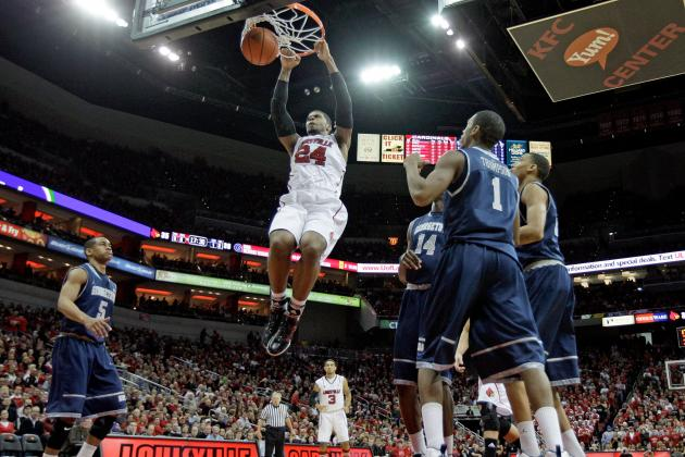 Final Four 2012: Recipe for Louisville Upset over Kentucky in NCAA Tournament