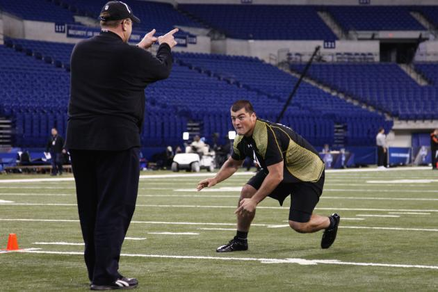 2012 NFL Draft: Would David DeCastro Aid Dallas Cowboys Line More Than Signings?