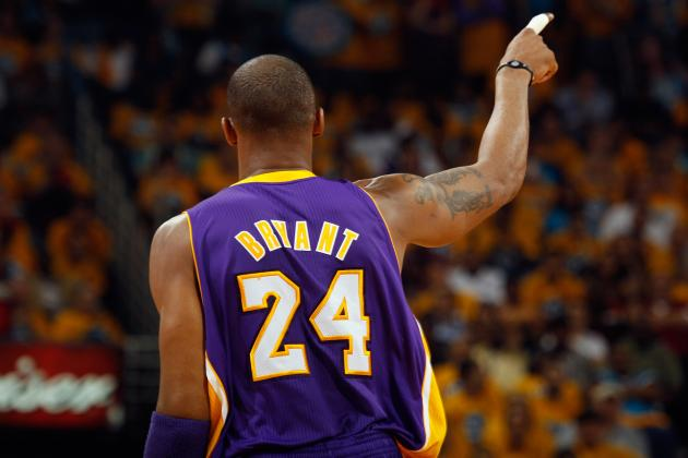 Why Kobe Bryant and the Los Angeles Lakers Are the Biggest Sleepers in the NBA