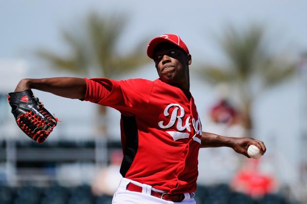 Aroldis Chapman Will Be the Cincinnati Reds' Fifth Starter