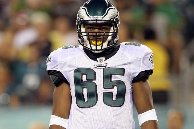 Philadelphia Eagles Bring Back OL King Dunlap