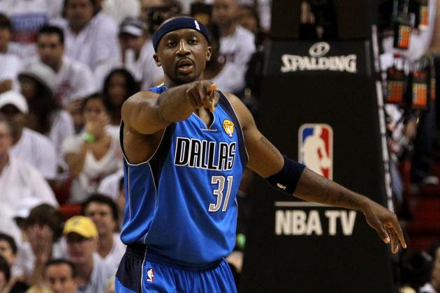Dallas Mavericks: Jason Terry Foolish to Express Interest in Miami Heat