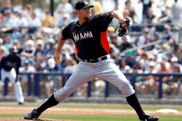 Miami Marlins: Why Josh Johnson Poses a Bigger Injury Risk Than Anibal Sanchez