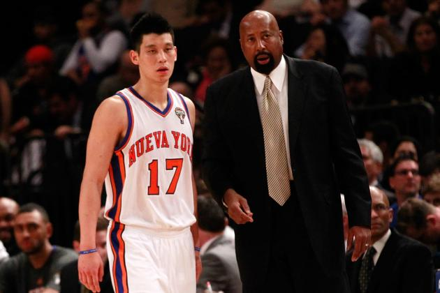 Jeremy Lin to Be on Minute Watch When He Returns