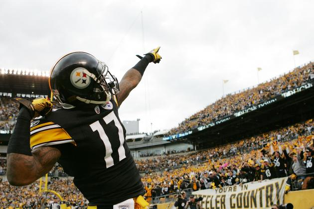 NFL Free Agents 2012: Power Ranking Best Fits for Mike Wallace