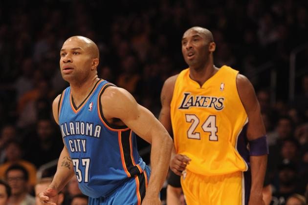 Lakers Rumors: Why L.A. Must Bring Back Derek Fisher To Appease Kobe Bryant