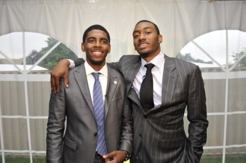 John Wall and Kyrie Irving: Comparing the Two Point Guards' Present and Future