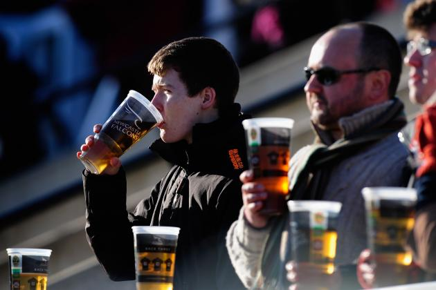 Minnesota Football: Golden Gophers Open to Beer Sales Revenue Stream