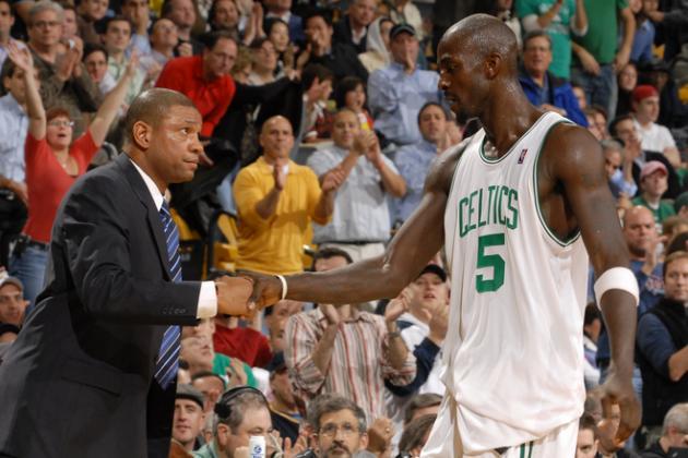 Boston Celtics: KG Hates Playing Center, Austin Rivers News, Injury Updates