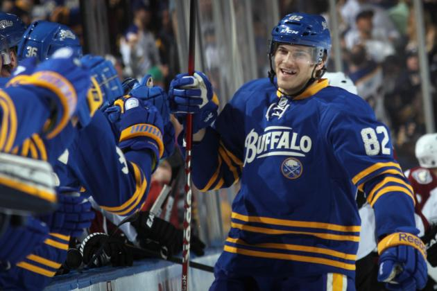 Marcus Foligno Named NHLPA Player of the Week