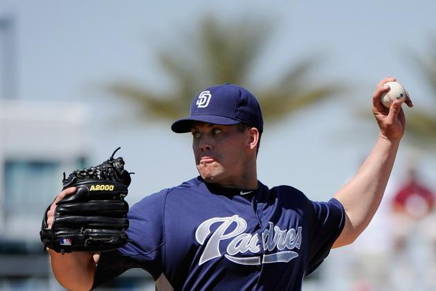 2012 Spring Training: Chicago Cubs and San Diego Padres Outlook