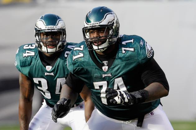 Draft Impact: Philadelphia Eagles LT Jason Peters Ruptures Achilles
