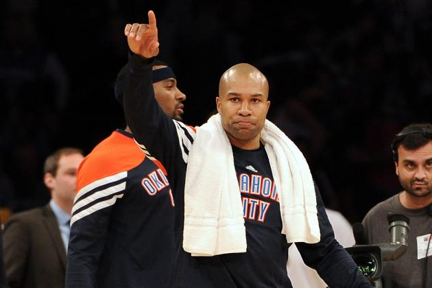 Los Angeles Lakers Honor Derek Fisher with Tribute Video