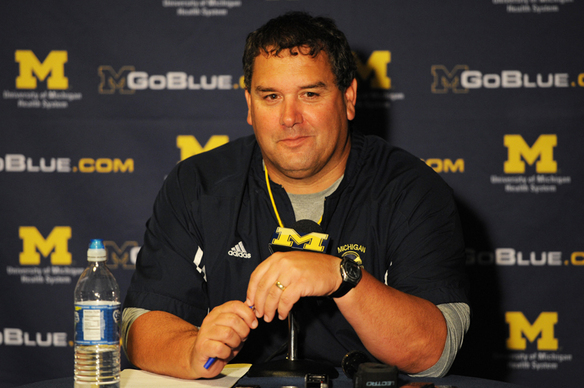 Michigan Football 2012: Fierce Competition in Spring Practice Drives Players
