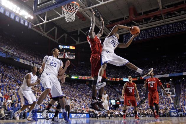 Final Four 2012: Key Players in the Kentucky vs. Louisville Match