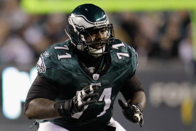 Philadelphia Eagles: Jason Peters Out, Will Todd Herremans Move to Left Tackle?