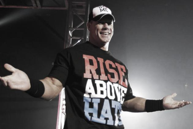 WWE WrestleMania 28: John Cena Responds to the Rock,