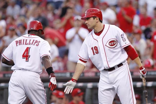 MLB: Joey Votto's Contract Will Not Be Extended but Brandon Phillips' Will