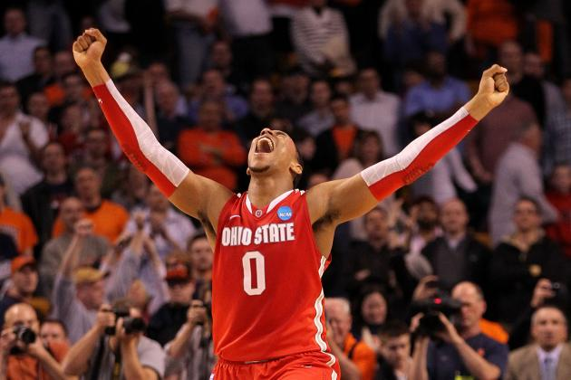 Ohio State vs. Kansas: Players with Most to Gain in NBA Draft During Final Four