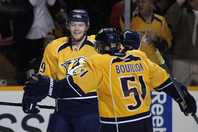 A Humble, but Talented Addition for the Nashville Predators
