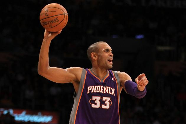 Could This Be the End for Grant Hill?